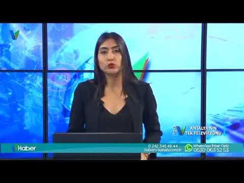 Kanal V Gün Ortası Haber Bülteni 3 Aralık 2017