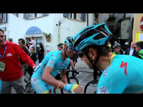 40th Giro del Trentino Melinda: team work pays off for Astana