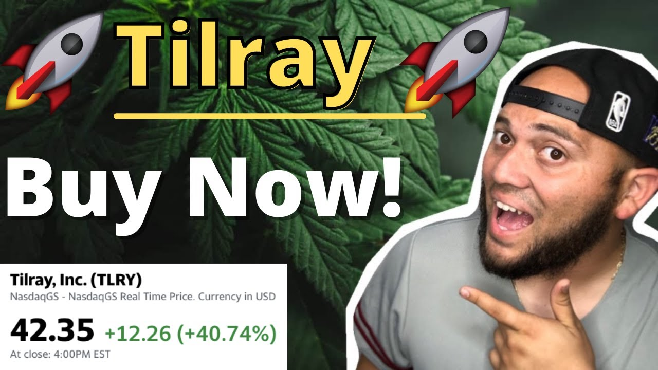 How to Buy Tilray (TLRY) Stock