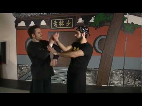 Wing Chun, Chi Sao, Bong Sao/Wu Sao, Lap Sao, Taan Da Combo