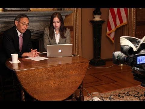Tuesday Talks: Building a Clean Energy Economy with Secretary Chu
