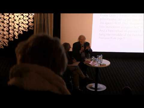'Die Sprache, die übrigens das Reale frisst' - KUB Arena im Metro Kino Bregenz am 23.11.2013
