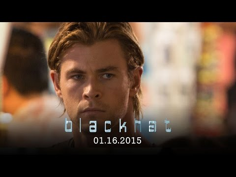 Blackhat - In Theaters Friday (TV Spot 21) (HD)