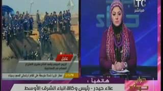 رئيس وكالة أنباء الشرق الأوسط: الدولار سيتراجع إلى 12 جنيهاً خلال 6 أشهر