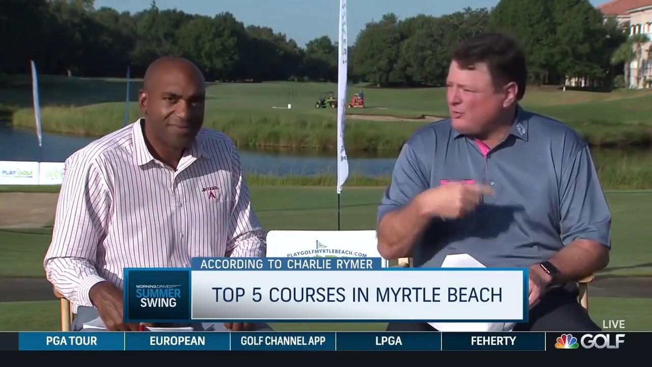Charlie Rymer Reveals His 5 Favorite Myrtle Beach Designs