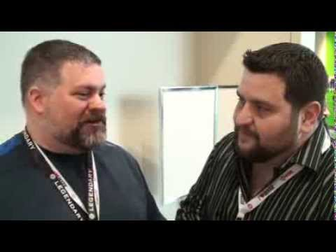 HOW TO TRAIN YOUR DRAGON 2 interview with director Dean Deblois at San Diego Comic-Con 2013