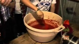 Salsa Di Pomodoro, Tomato Passata, Vasili's Garden