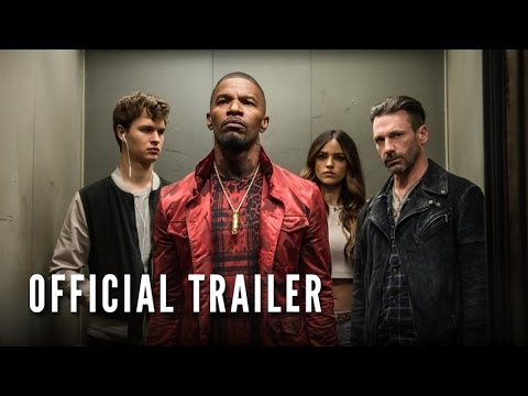 BABY DRIVER - Official Trailer - BABY DRIVER - Official Trailer