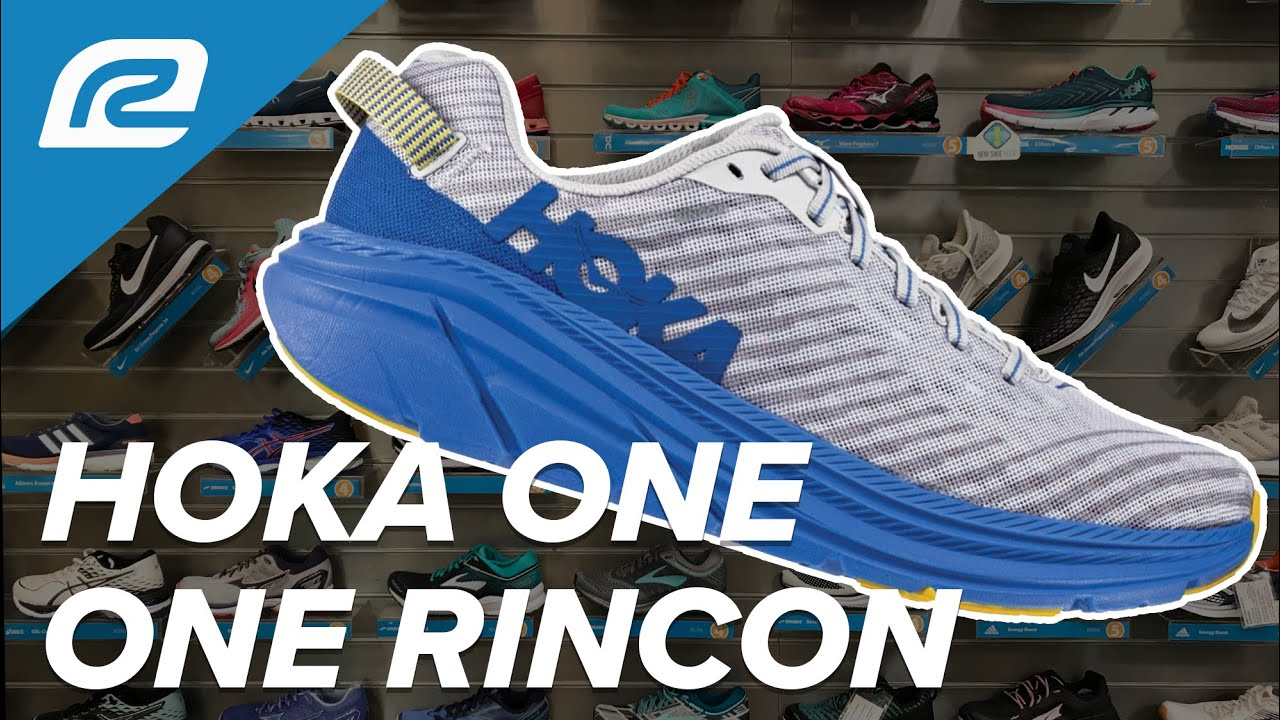 hoka one one rincon review