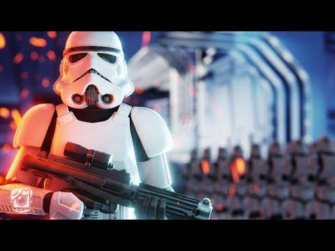 STORMTROOPERS STRIKE BACK! *STAR WARS* (A Fortnite Short Film)