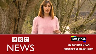 Sewage Discharged Into Rivers - BBC News at Six. 31:3:21