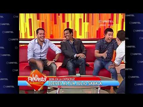 Un Poco De Lo Que Será El Show De Julio Sabala, Pablo Fernández, Oliver Y Ronico