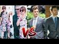 Dakota Johnson vs Jamie Dornan Fashion Style - Who Has The Best Fashionable?