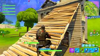 I ENDED THE DONGERLORD! :D - Fortnite with The Crew!