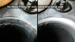 Lapping and Checking Valves (EASY WAY)