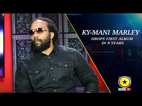 Ky-Mani Marley: First Album in 8 Years!