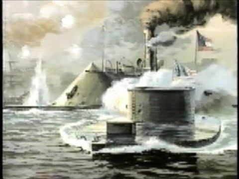 The Monitor Vs. The CSS Virginia (Merrimack)