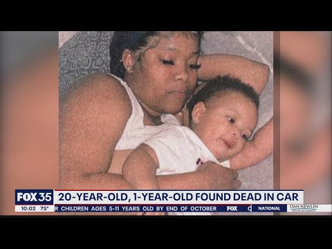 20-year-old and her daughter found dead in car