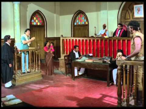 Per Sollum Pillai | Tamil Movie Comedy | Kamal Hassan | Radhika | Manorama | K.R.Vijaya