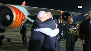 Watch: PM Modi departs from Russia after meeting with President Putin