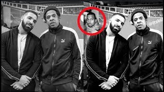 THERE IS NO BEEF JUST GOAT TALK! Drake Pulls Up On Jay-Z To Clear The Air On Tour!