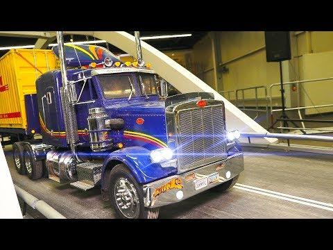 MEGA RC MODEL TRUCKS & CONSTRUCTION SITE ACTION!! *RC DOZER, RC EXCAVATORS, TRACTOR