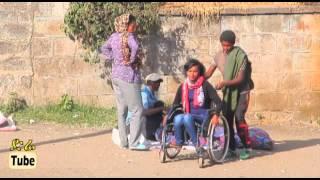 Ethiopia: Soldi Prank - Funny wheelchair prank