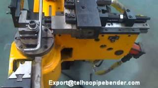 Telhoo automatic pipe bending machine for door handle