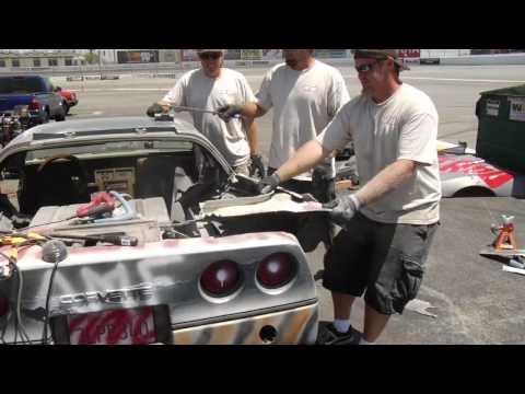 Hot Rod Corvette Hack - The Long Version