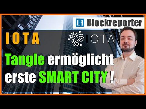 IOTA und Tangle ermöglichen die erste Smart City in Texas | Blockreporter deutsch kryptowährung