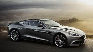 Aston Martin Vanquish II 2012 купе