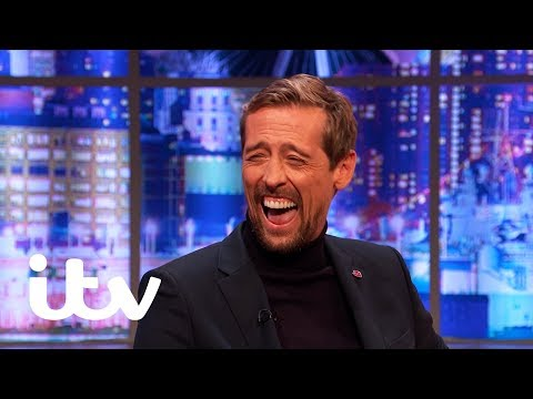 Peter Crouch's Hilarious Story About His Lucky Pants! | The Jonathan Ross Show