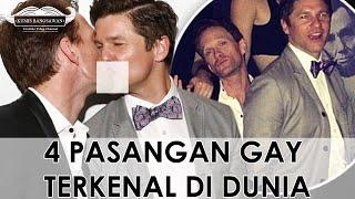 Video TANDA-TANDA KIAMAT!!! 4 Pasangan Gay Terkenal di Dunia download MP3, 3GP, MP4, WEBM, AVI, FLV Juni 2018