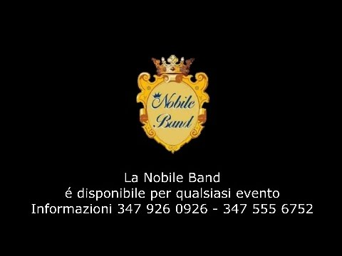 Nobile Band - Concerto in Villa Franceschi di Mira a Venezia
