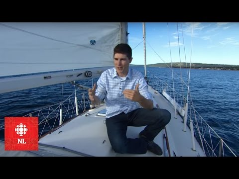 Outside with Ryan Snoddon: Sailing on Conception Bay