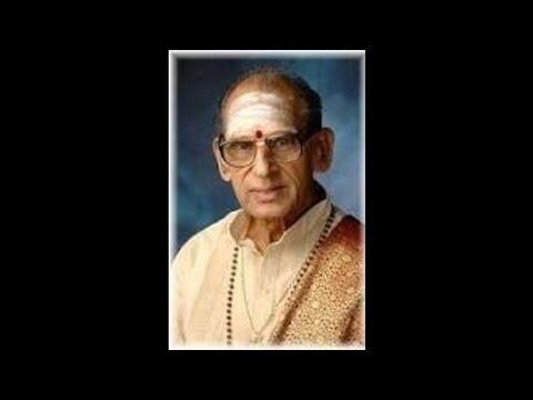 Nedunuri Krishnamurthy-Kori Sevimparare-Kharaharapriya-Adi-Thyagaraja