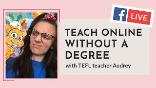 i-to-i WEBINAR | Episode 10: How to teach online without a degree