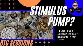 BTC Stimulus Pump | Schiff Investigation | Global Monetary Reset