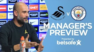 SQUAD UPDATE | Swansea v City Press Conference | 2017/18