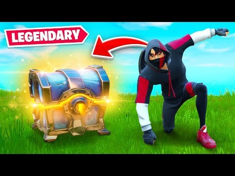 The LEGENDARY Chest ONLY Challenge!