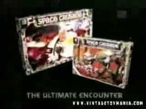 Space Crusade - Board Game - TV Toy Commercial - TV Spot - TV Ad - Milton Bradley - 1990