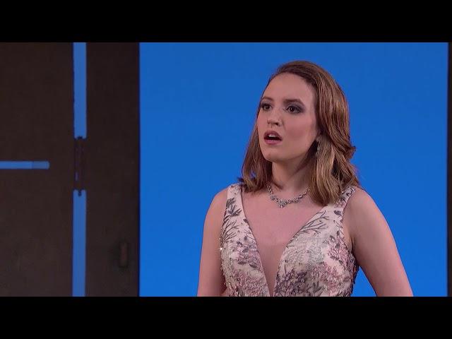 Emily Pogorelc - Glyndebourne Opera Cup 2018: 'Ach, ich fühl's' (Die Zauberflöte)