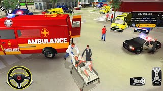 Ambulance Rescue Driver Simulator - Offroad Emergency Hero Van Drive – Game for Android #2