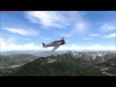 A2A T-6G Edge of Envelope Flight