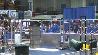 Team 226 The Hammerheads: FIRST FRC West Michigan competition, 3/20/15