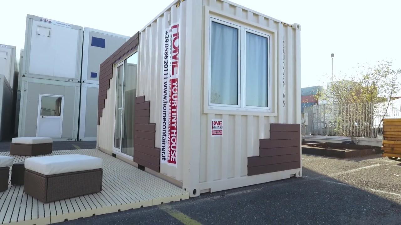 Home container vendita e noleggio soluzioni abitative for Case fatte da architetti