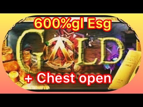 Arcane Legends 600%gl Farm + Chest Opening