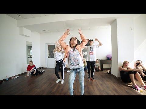 Wizkid ft Drake & Skepta - Ojuelegba   Dancehall by Mariya Kozlova   D.side dance studio