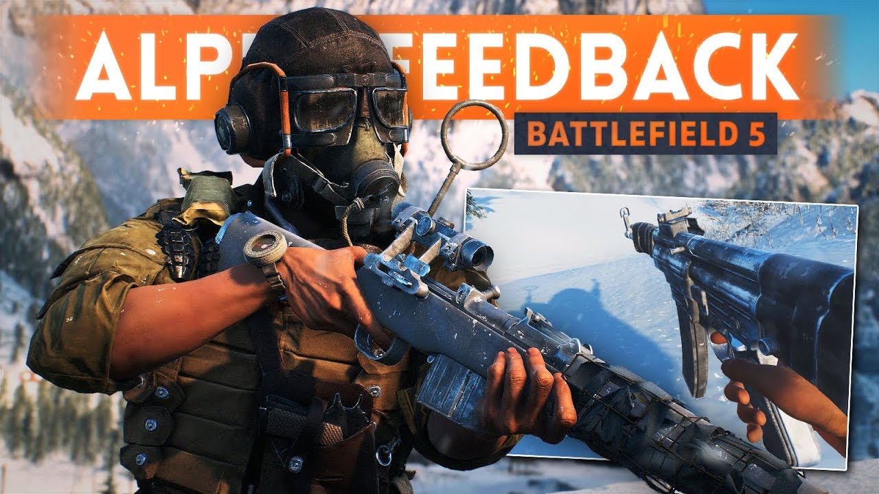5 THINGS DICE NEEDS TO CHANGE! - Battlefield 5 Closed Alpha Feedback (BF5 Alpha Gameplay)