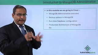 Introduction to MongoDB Administration